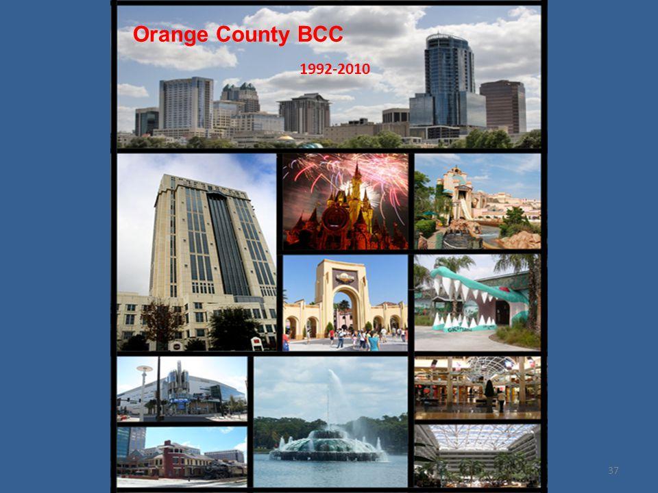 37 Orange County BCC 1992-2010