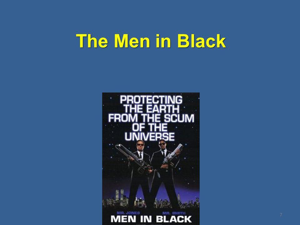 The Men in Black 7