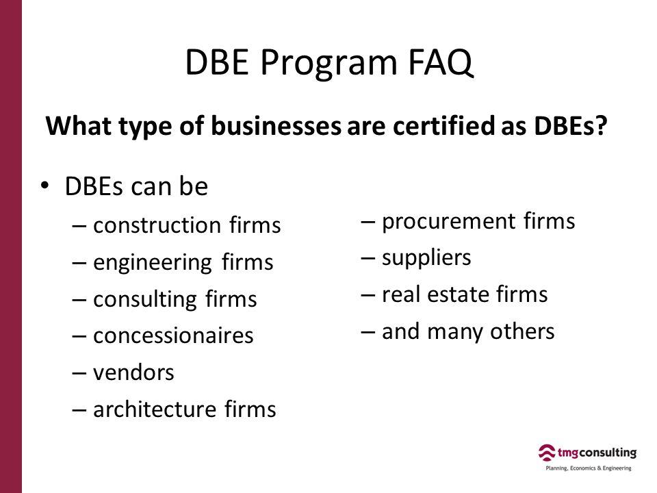 Schedule C DBE Unavailability Certification