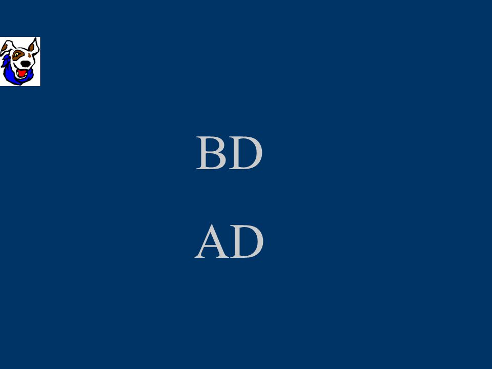 BD AD