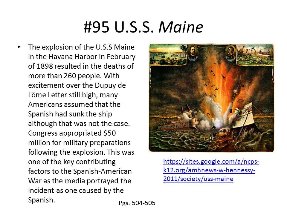 #95 U.S.S.