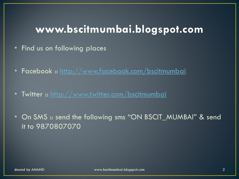 shared by ANANDwww.bscitmumbai.blogspot.com3 SCM is an industry term for management of materials, information and finances, as they more along the supply chain from the supplier of the raw materials, to the wholesaler, to the retailers and then to the consumer.