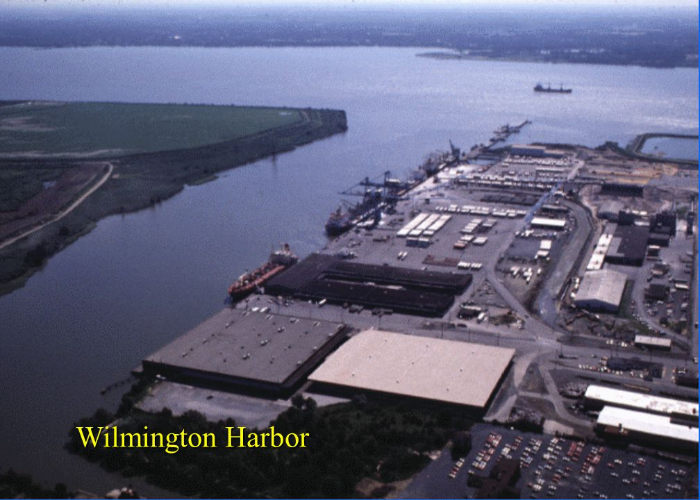 Wilmington Harbor