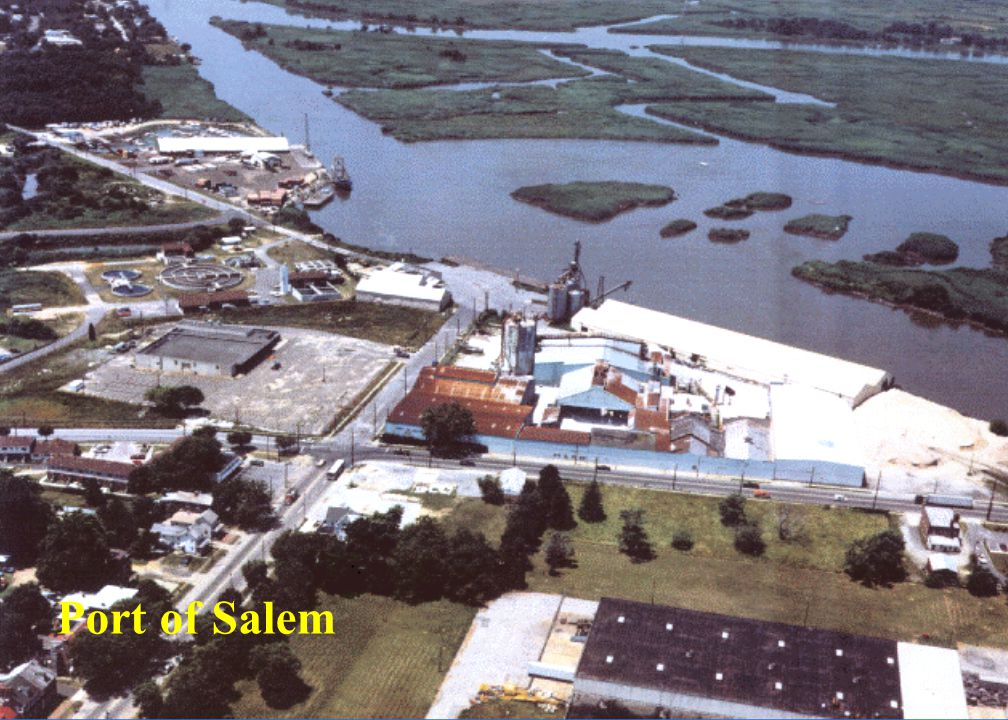 Port of Salem