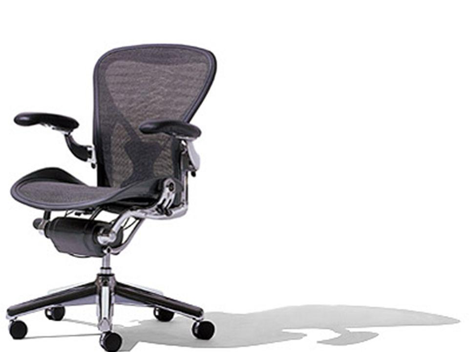 Herman Miller Path to the Aeron Chair