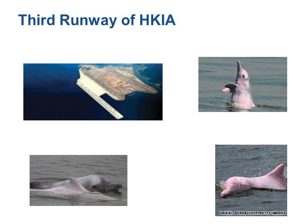 Third Runway of HKIA