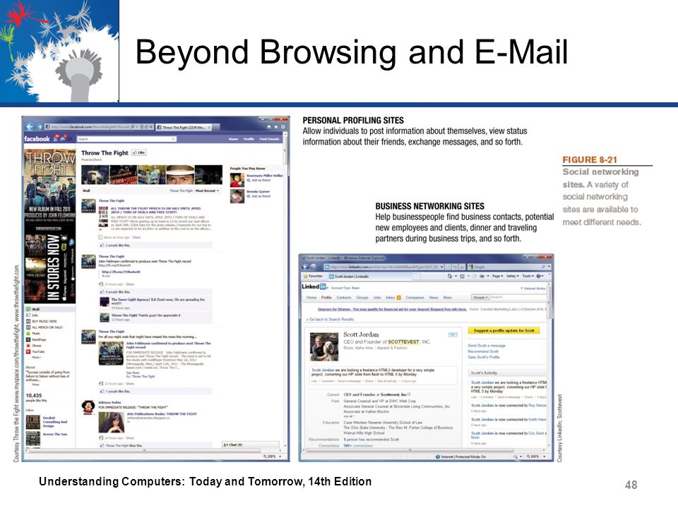 Beyond Browsing and E-Mail Understanding Computers: Today and Tomorrow, 14th Edition 48