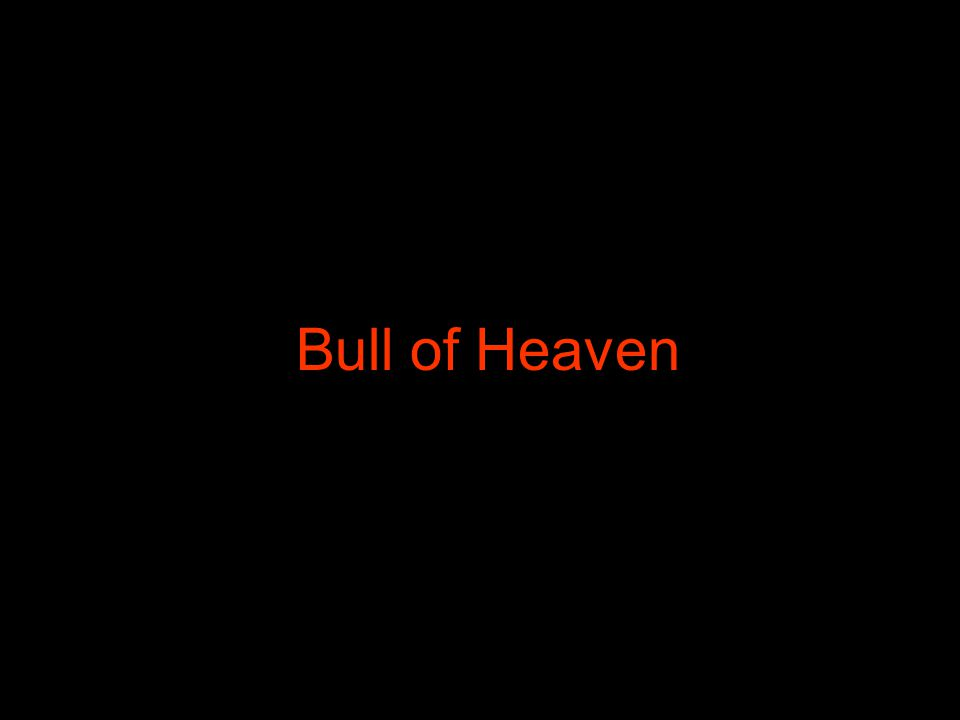 Bull of Heaven