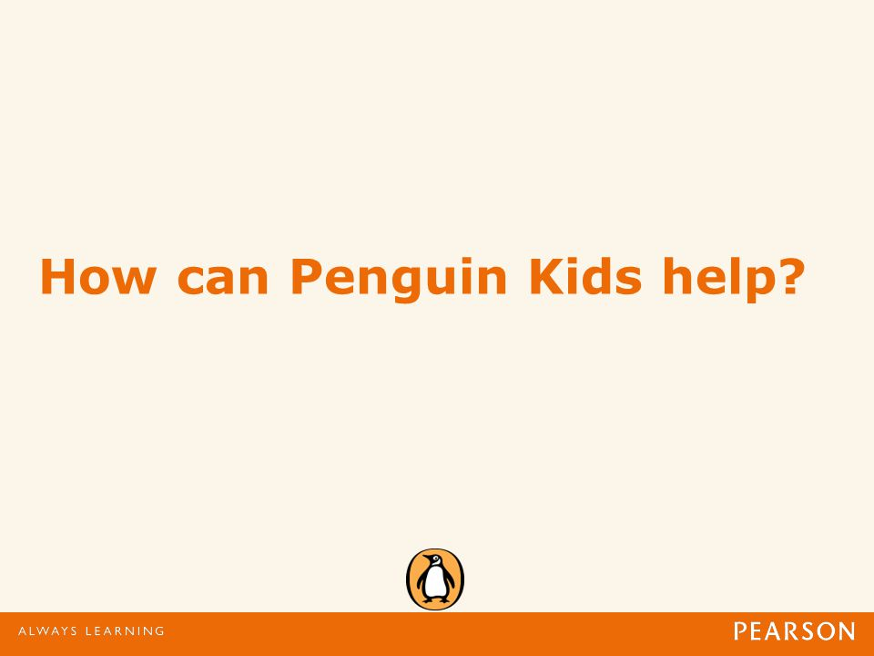 How can Penguin Kids help