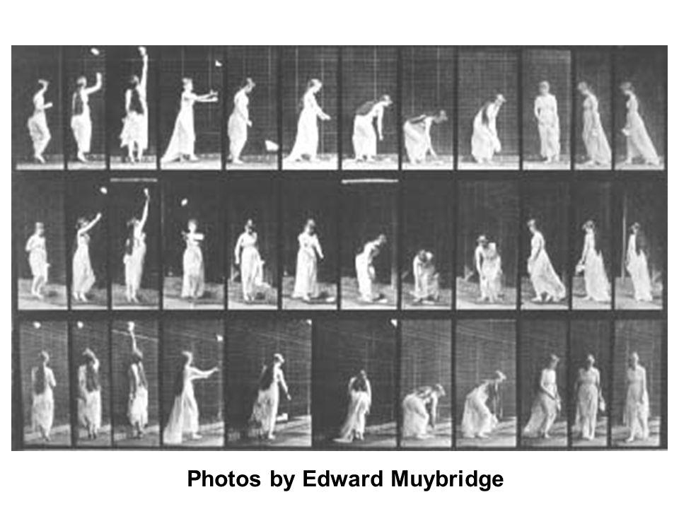 Photos by Edward Muybridge