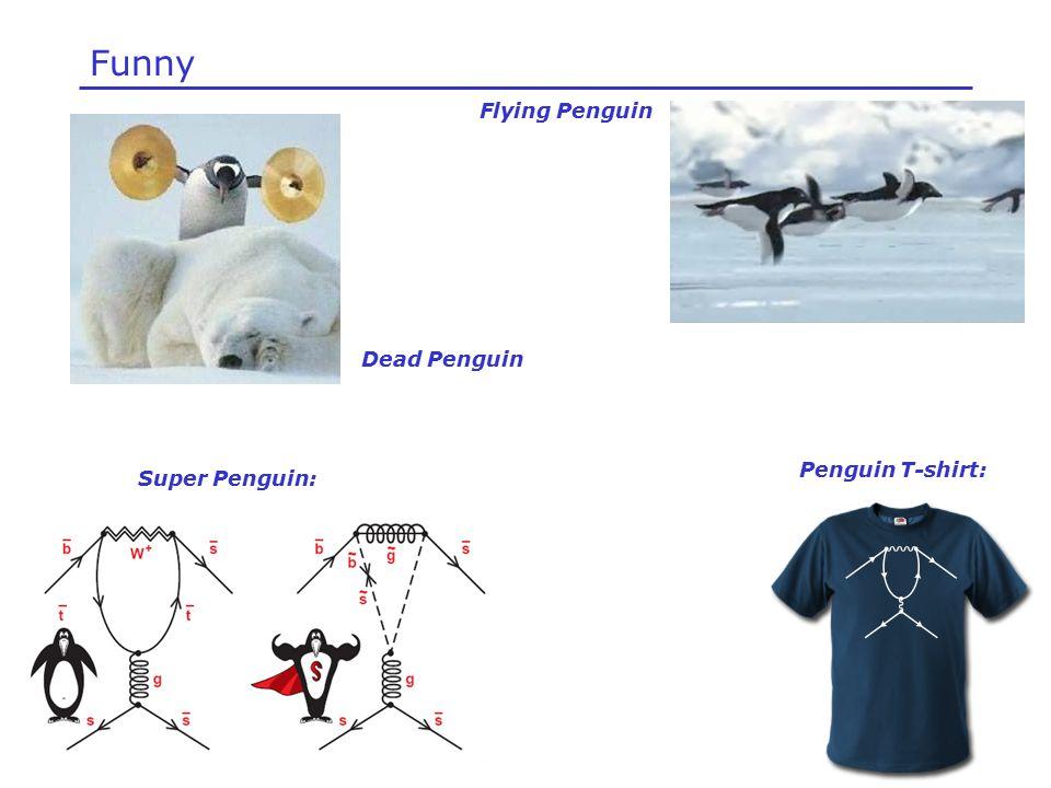Funny Niels Tuning (42) Super Penguin: Penguin T-shirt: Flying Penguin Dead Penguin