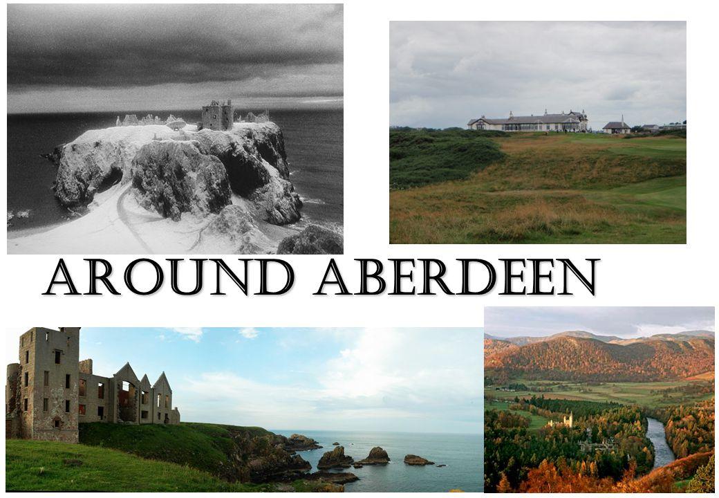 Around Aberdeen