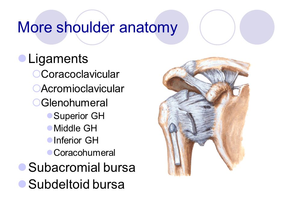 Radiology for adhesive capsulitis X-rays have limited use  Might see calcifications or degenerative changes that would lead to frozen shoulder MRI  Enhancement of joint capsule and synovial membrane  4 mm thickening is 70% sensitive and 95% specific