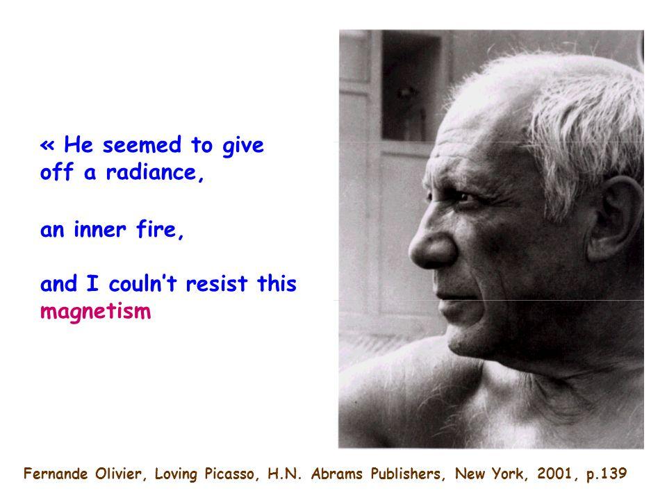 Fernande Olivier, Loving Picasso, H.N.