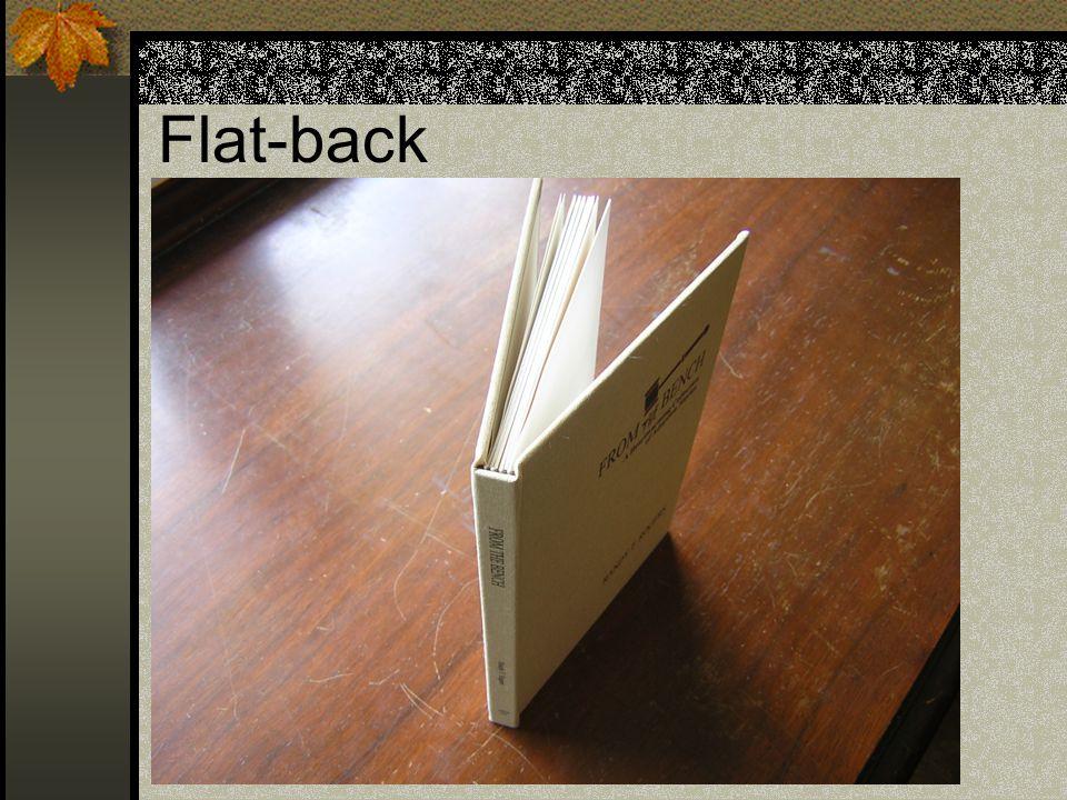 Flat-back