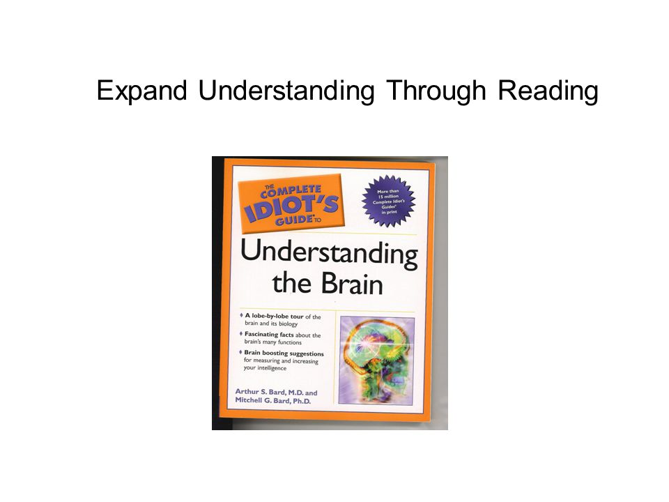 Expand Understanding Through Reading