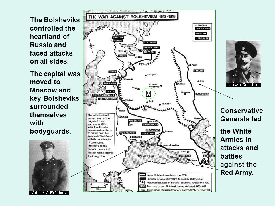 The Ukraine, the Poles and Cossacks wanted independence.