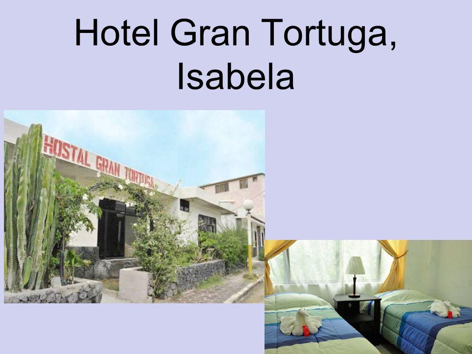 Hotel Gran Tortuga, Isabela