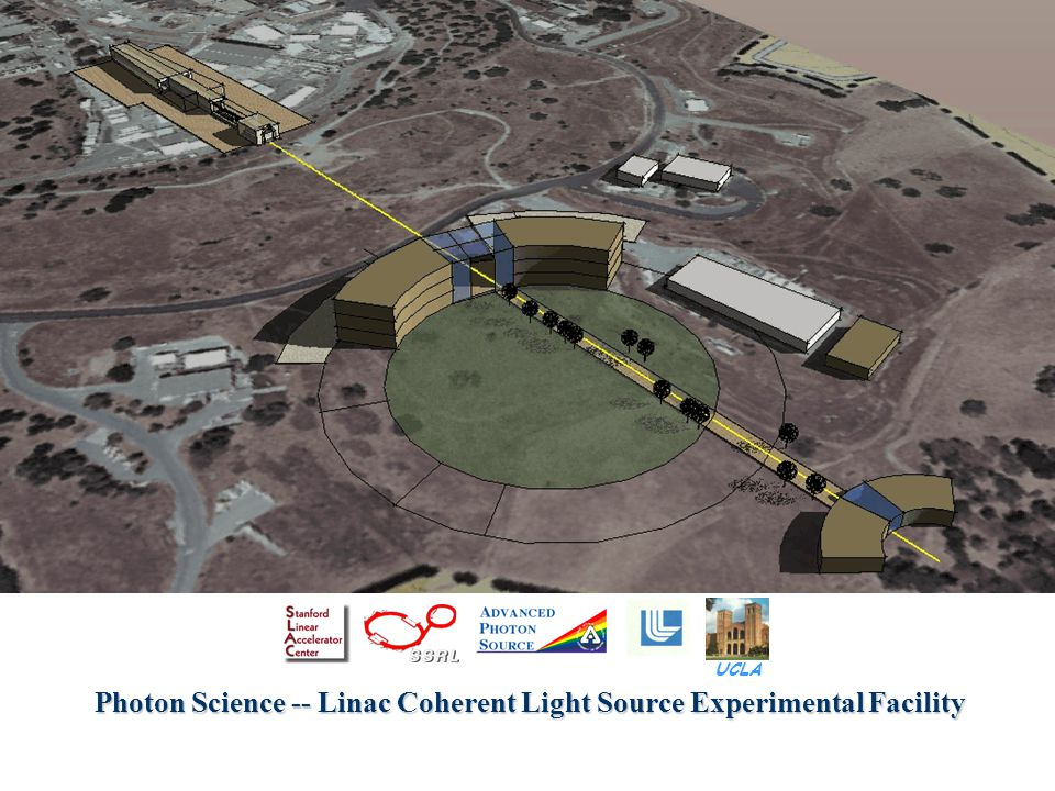 LLNL UCLA Photon Science -- Linac Coherent Light Source Experimental Facility