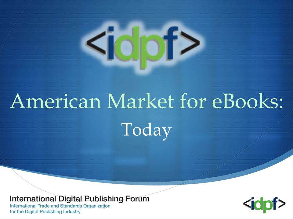 $113,000,000 AAP Estimated Net Sales eBook Category for 2008 2008 Calendar Year +68.4%