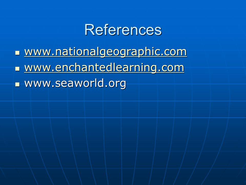 References w w wwww wwww....