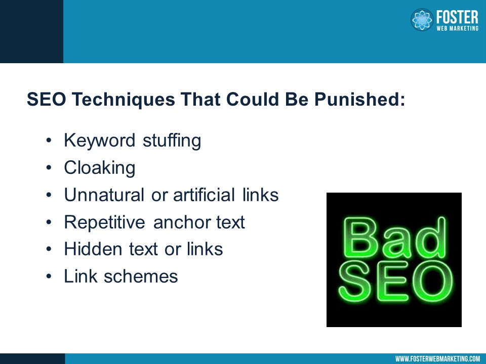 Black Hat SEO is Out There!