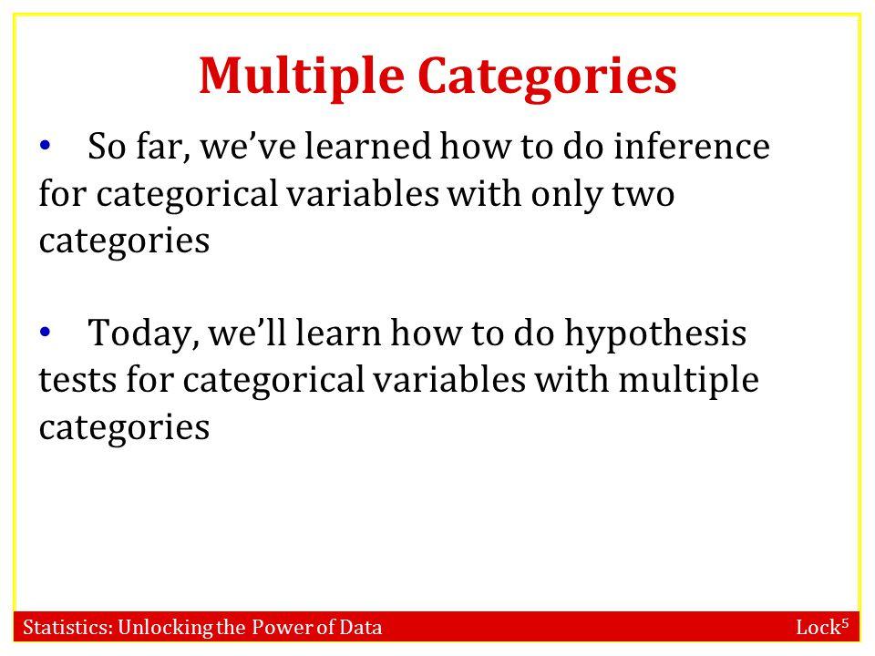 Statistics: Unlocking the Power of Data Lock 5 Chi-Square Distribution For Higher SAT vs.