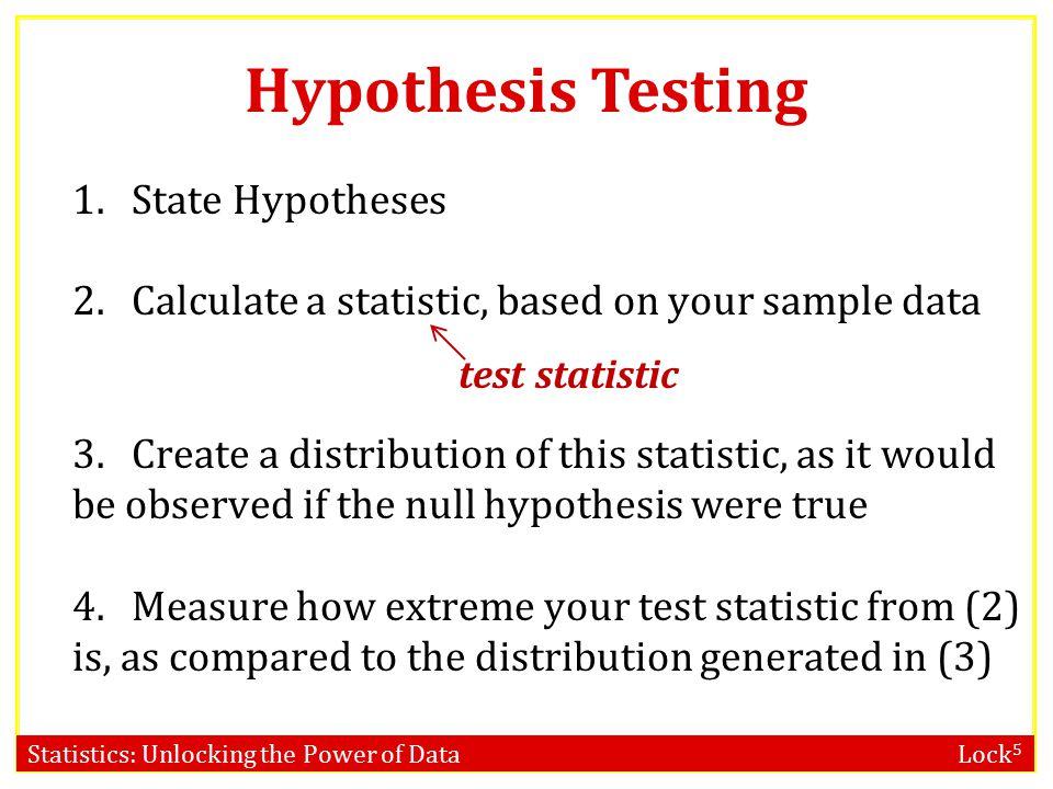 Statistics: Unlocking the Power of Data Lock 5 Simulation www.lock5stat.com/statkey
