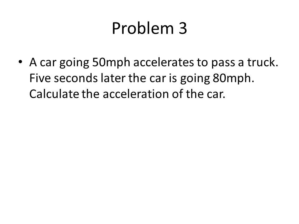 Answer 8 0 m/s - 72 m/s = - 72 m/s ÷ 6 s = -12 m/s2