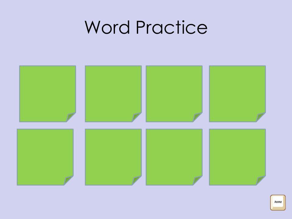 Word Practice NatDadgetsred netsledsendten