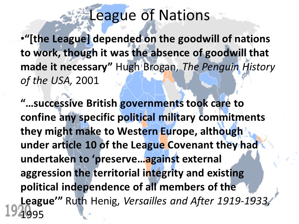 League of Nations The Manchurian Crisis Why did the League fail to resolve this issue, especially since this was a clear case of open aggression by one League member against another.