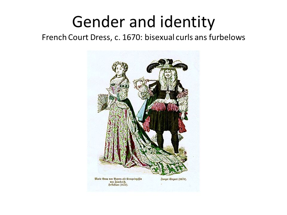 Gender and identity Some portion of what we men call 'the enigma of women' may perhaps be derived from this expression of bisexuality in women's lives. Sygmund Freud, Femininity , New Introductory Lectures on Psychoanalysis, Harmondsworth, Penguin, 1973, 165.