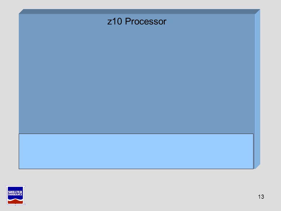 13 z10 Processor