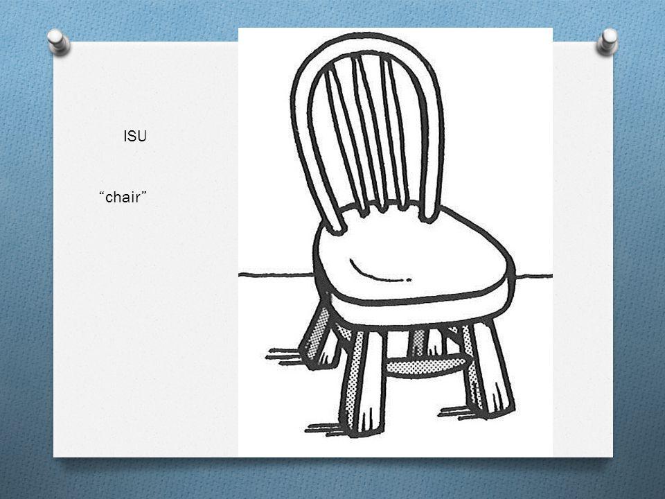 いす ISU chair