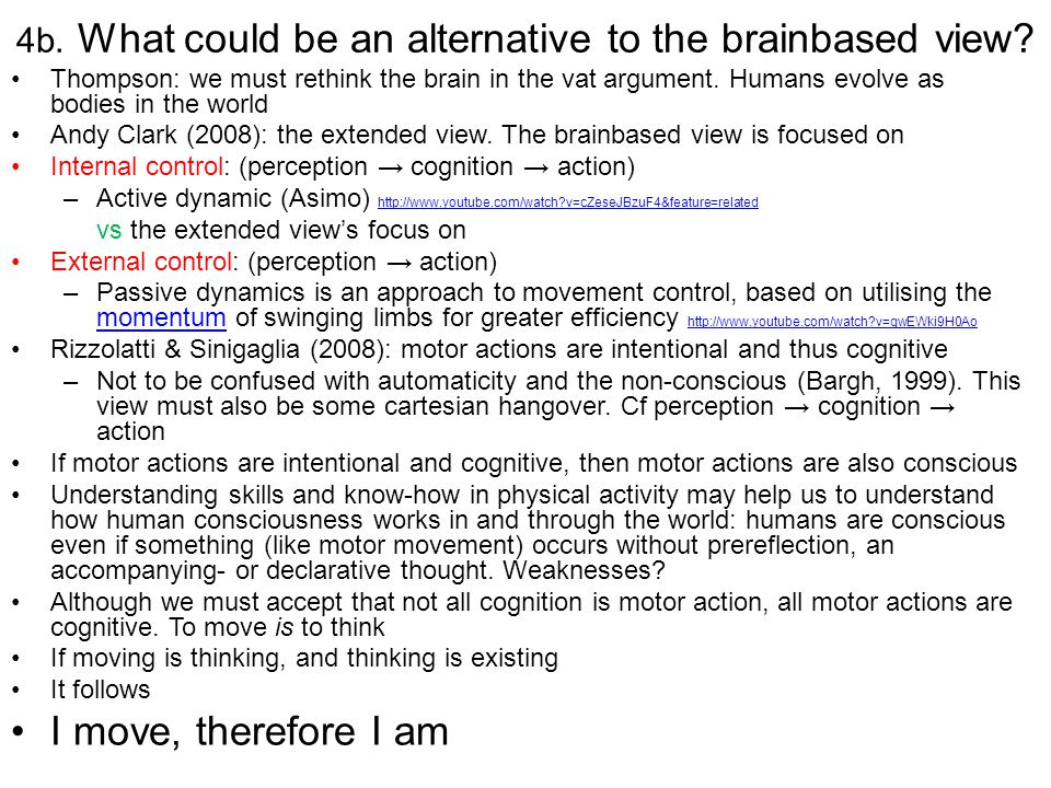 References Bargh, J.& T. Chartrand. (1999). The Unbearable Automaticity of Being.