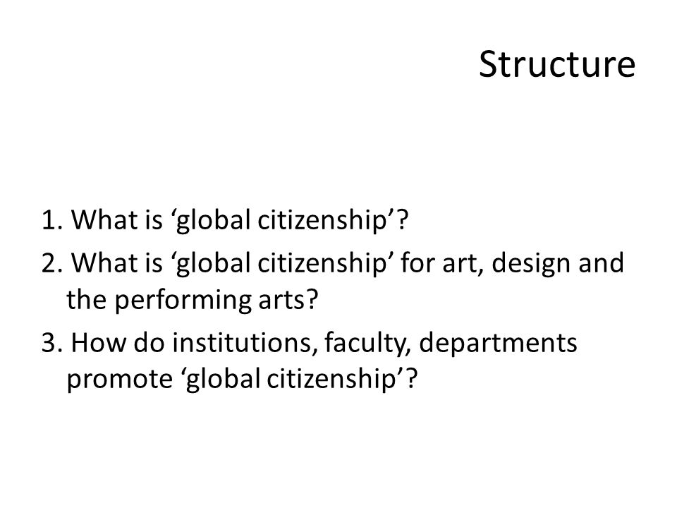 HEA Teaching International Students Special Interest Group: Global Citizenship and Internationalisation of the Curriculum – Special Interest Sub-Group – art, design and performing arts Internationalising the curriculum framework consultation