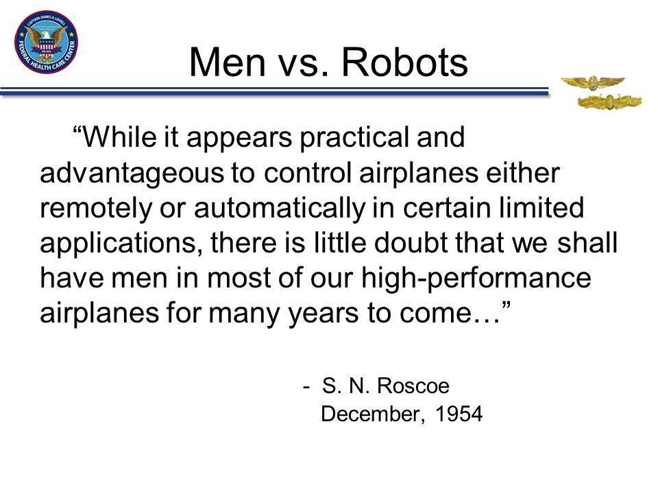 Men vs.