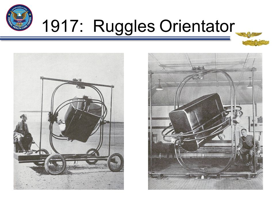 1917: Ruggles Orientator