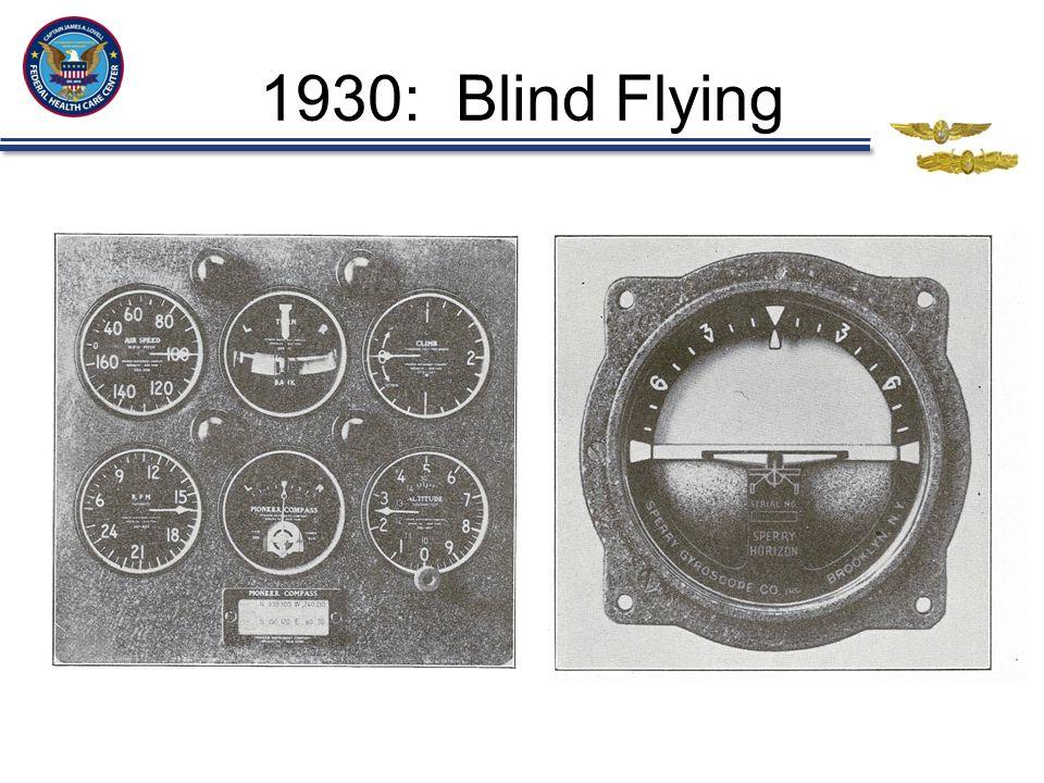 1930: Blind Flying