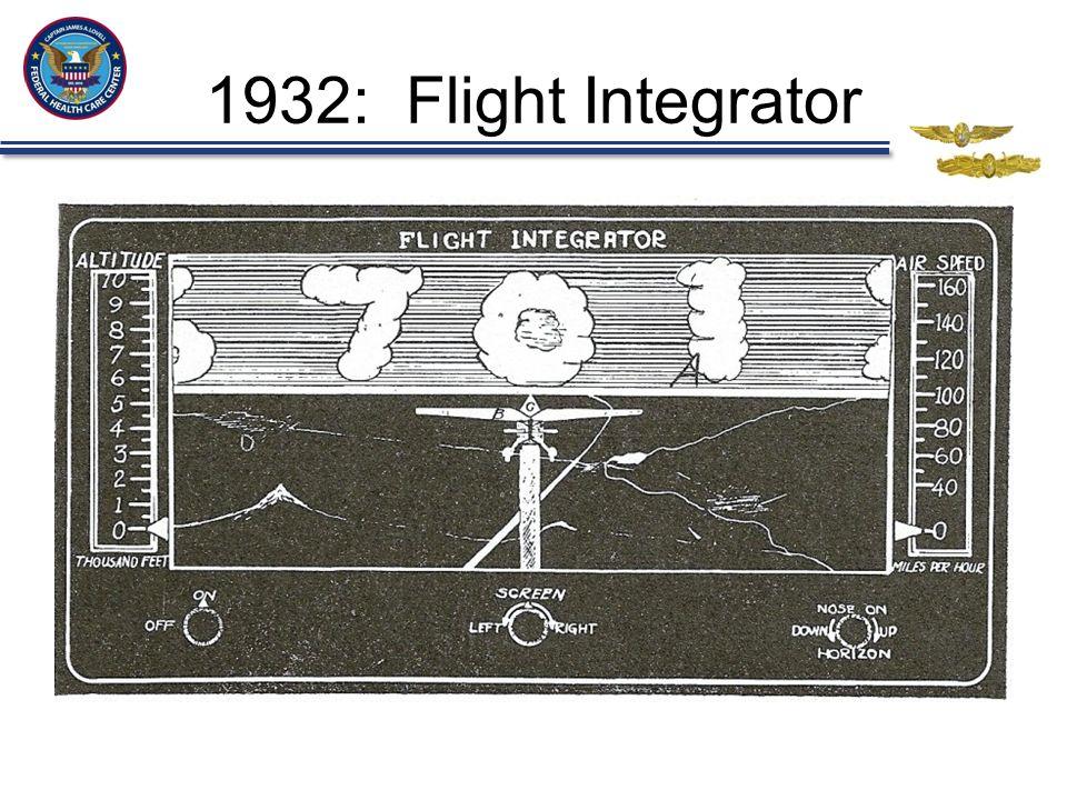 1932: Flight Integrator