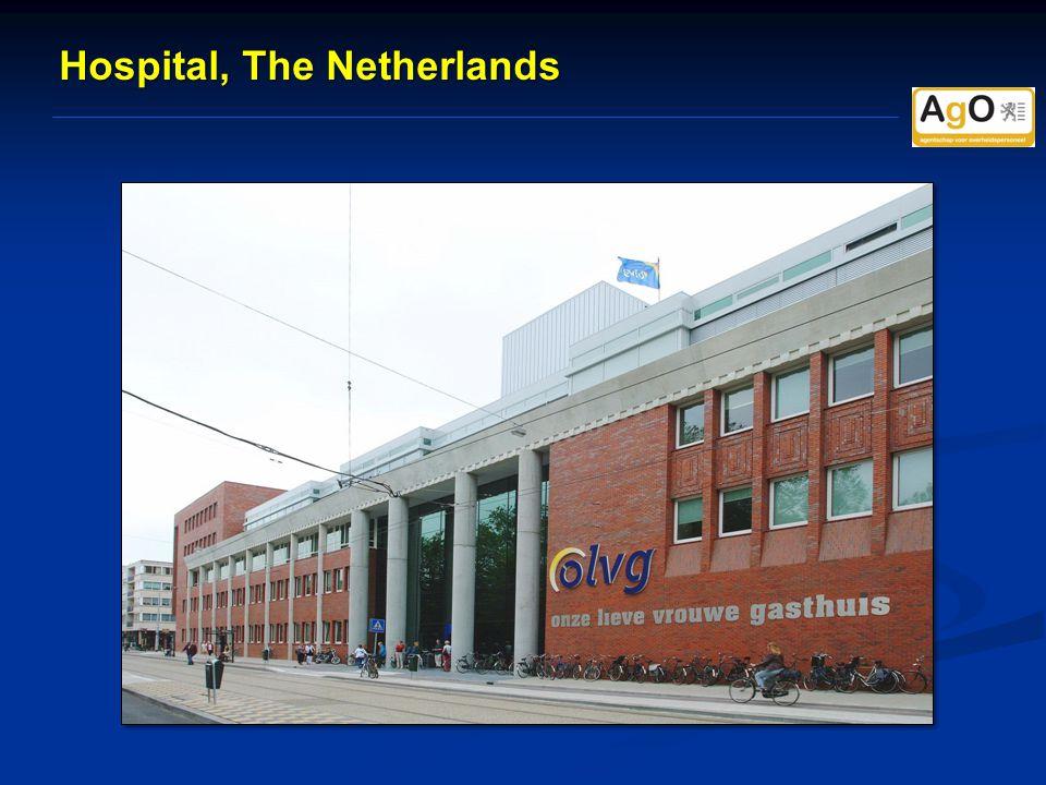 Hospital, The Netherlands