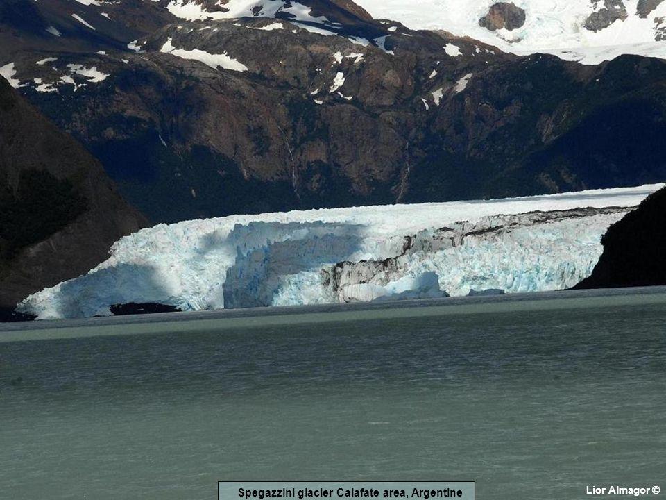 Lior Almagor © Spegazzini glacier Calafate area, Argentine