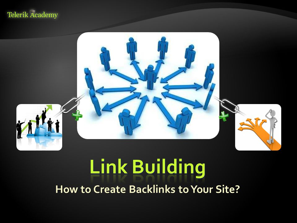 How to Create Backlinks to Your Site
