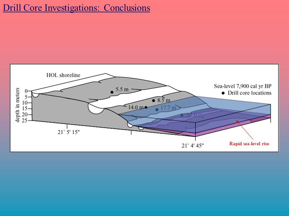 Rapid sea-level rise
