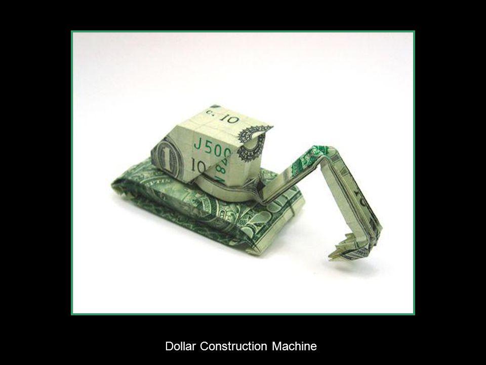 Dollar Construction Machine