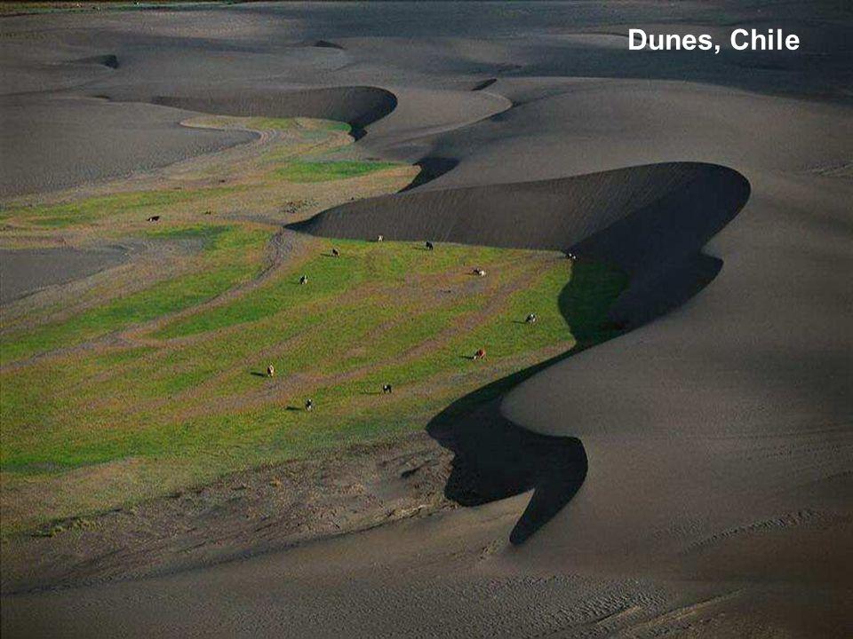 Dunes, Chile