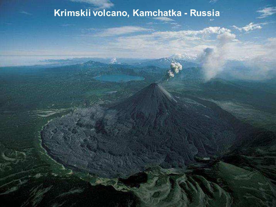 Krimskii volcano, Kamchatka - Russia