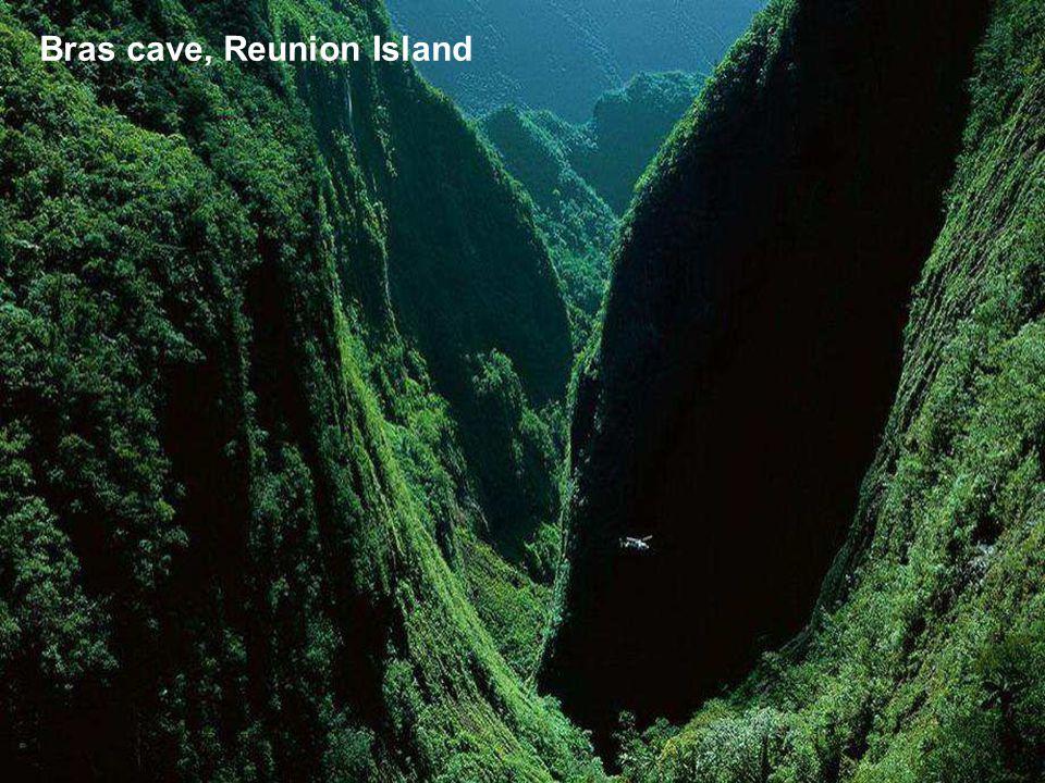 Bras cave, Reunion Island