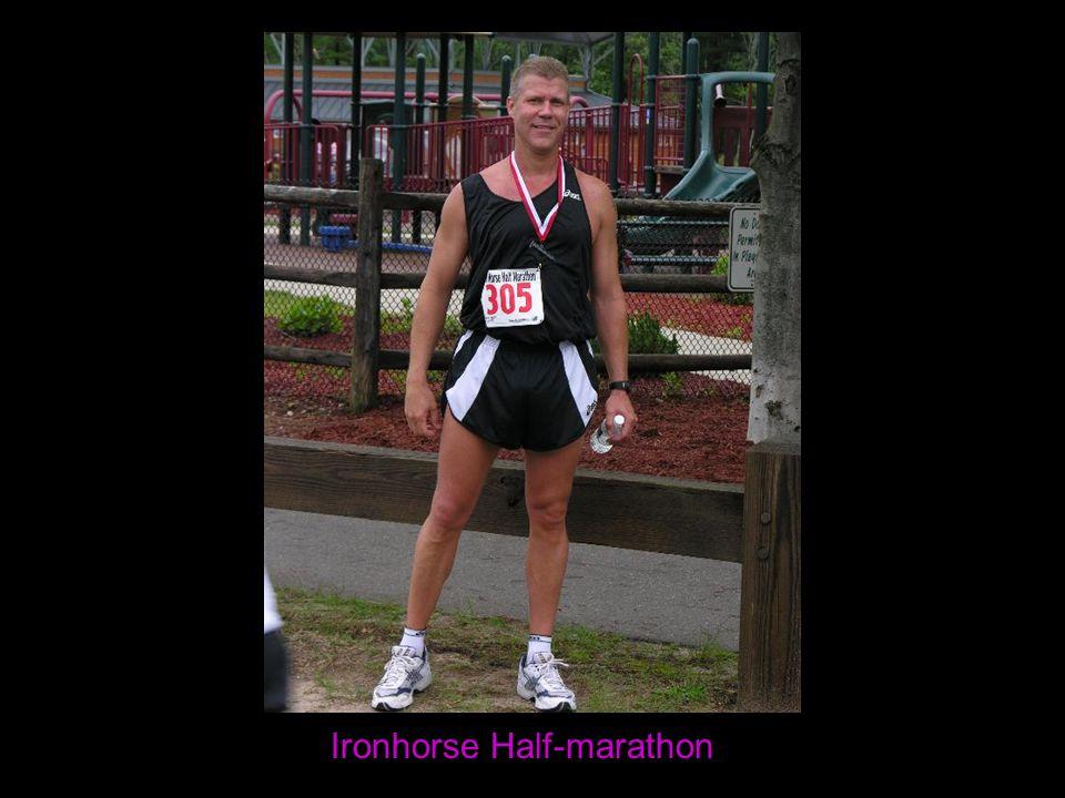 Ironhorse Half-marathon
