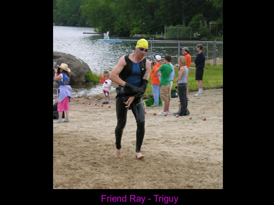 Friend Ray - Triguy